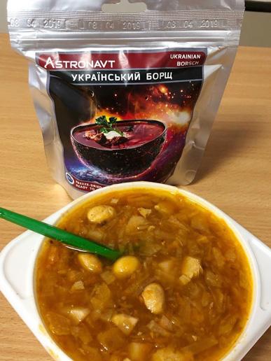 Space borscht