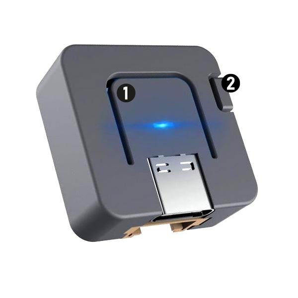 Модуль дистанционного управления сушилкой - инсталляция